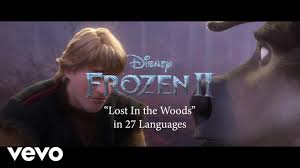 """<b>Various Artists</b> - Lost in the Woods (In 27 Languages) (From """"Frozen ..."""