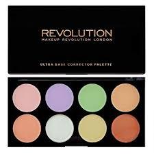 <b>MAKEUP REVOLUTION</b> - Ultra <b>Base</b> Corrector Palette: Amazon.co ...