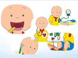 caillou check up doctor android apps on google play caillou check up doctor screenshot