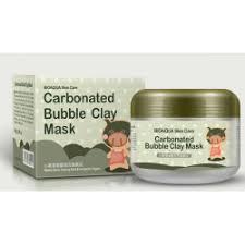 Отзывы о <b>Кислородная маска для лица</b> Bioaqua Carbonated ...