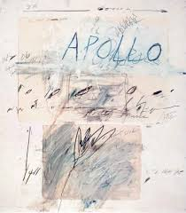 Bilderesultat for palimpsest cy twombly