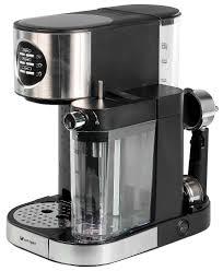 Обзор рожковой кофеварки Kitfort KT-703 с ...