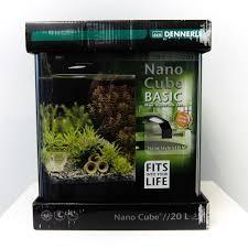 <b>Аквариум Dennerle Nano Cube Basic</b> на 20л Style LED M купить в ...