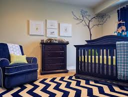 navy sofa baby boy rugs for nursery area color unique amazing pattern zigzag wonderful collection high quality premium material boy high baby nursery decor