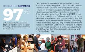 become a mentor the clubhouse network become a mentor
