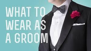 <b>Groom's Wedding</b> Attire - What To Wear As A <b>Groom</b>, Suit, <b>Tuxedo</b> ...