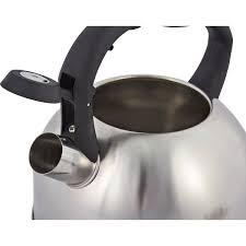 <b>Чайник</b> Lacrima, <b>2.5 л</b>, нержавеющая сталь, цвет матовый в ...