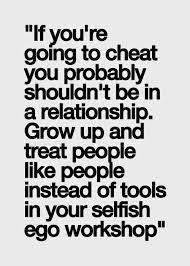 Cheating Quotes on Pinterest | Cheater Quotes, Cheated On and ... via Relatably.com