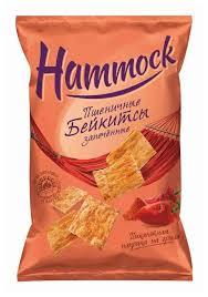 <b>Бейкитсы Hammock</b> пшеничный запеченный <b>Пикантная паприка</b> ...