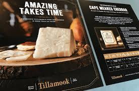 Tillamook <b>Cape</b> Meares <b>Special</b> Cheddar – Flint <b>Design</b> Co.