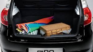 Datsun mi-DO: объем багажника, <b>мультимедиа система</b> и другие ...
