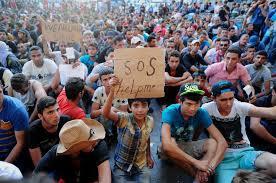 """Grecia demanda """"Plan B"""" con inmigrantes"""