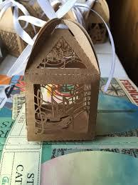 <b>100pcs Kraft Paper</b> Brown <b>Small</b> Gift Packaging box with ribbon ...