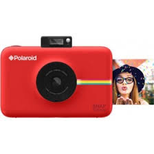 <b>Фотоаппарат Polaroid Snap</b> Touch <b>Red</b> в интернет-магазине ...