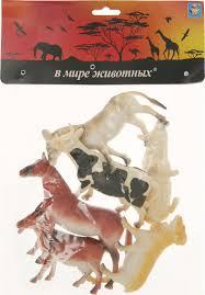 Игровой <b>набор 1TOY</b> В мире животных Животные с фермы ...