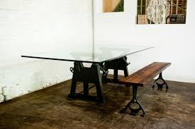 rectangle glass dining table top black rectangle glass top table with black steel legs plus long brown