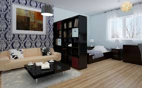 small studio furniture fashionable red and grey accent wall paint colors scheme apartment contemporary small design compact apartment furniture