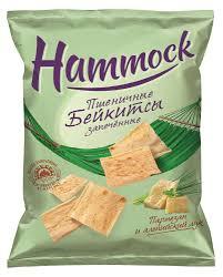 Купить <b>Бейкитсы</b> пшеничные <b>Hammock</b> со вкусом <b>пармезана и</b> ...