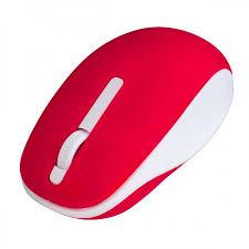<b>Мышь</b> беспроводная <b>Perfeo Funny</b>, красная, USB (PF_A4503 ...