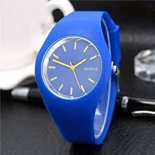 Buy QIXUN Famous Brand Silicone <b>Kids Watch Fashion</b> Geneva ...