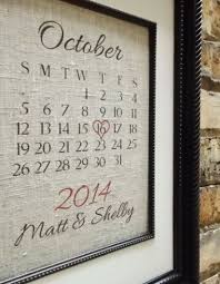 Traditional 2nd Second <b>Wedding Anniversary</b> Gift: <b>Customized</b> ...
