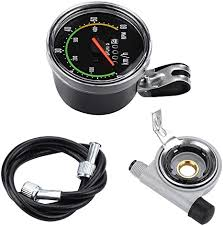 Samfox <b>Bicycle Speedometer</b>, <b>Mechanical</b> Odometer Bicycle ...