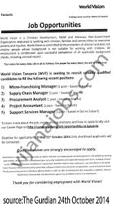 micro franchising manager supply chain manager procurement analyst job description