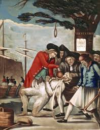 the american revolution the american yawp violent protest by groups like the sons of liberty created quite a stir both in the