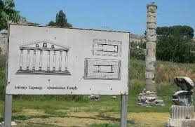 Αποτέλεσμα εικόνας για temple artemis ephesus