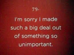 apology quotes tumblr | Quotes