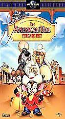 American Tail, An - <b>Fievel</b> Goes West (VHS, 2001) for sale online ...
