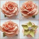 Поделки цветы из фоамирана видео