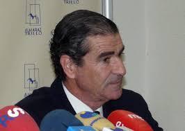 Reconocimiento de La Alcarria a Miguel Ruiz Berlanga y al encierro de Brihuega - 13406_miguel_ruiz_berlanga__durante_un_acto_publico_de_la_central_nuclear_de_trillo_