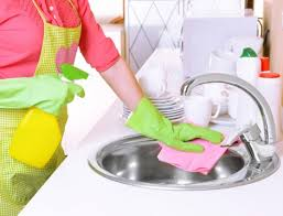 Mis gibi bir Mutfak temizliği için