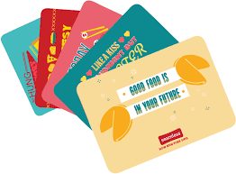 Seamless Gift Cards | Customizable Gift Cards from Seamless