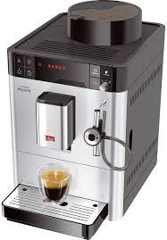 Купить <b>Кофемашина MELITTA Caffeo Passione</b>, серебристый в ...