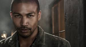"""""""Charismatic and sexy"""" vampire Marcel has his eye on a bride says Charles Michael Davis - 2Marcel"""