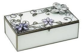 Купить <b>шкатулка стеклянная бабочка</b> (<b>2</b> секции) Jardin D'Ete в ...