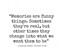 7 Quotes from 7 of My Favorite Nicholas Sparks Novels - iNeed a ...