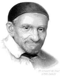 Image result for images of st vincent de paul