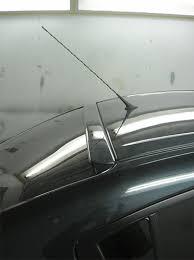 Козырек на <b>заднее стекло</b> RS на Mazda 3 BK