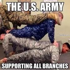 Army Memes - Navy Memes - clean mandatory fun via Relatably.com