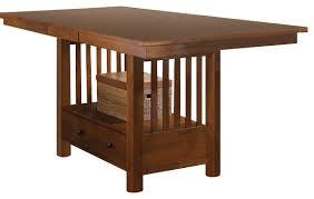 america laurelhurst storage dining bench