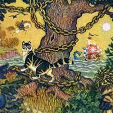Аудио сказка <b>У Лукоморья дуб зеленый</b>. Слушать онлайн или ...