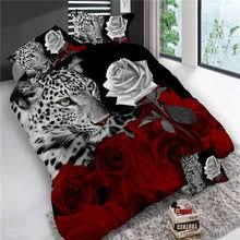vivid 3d fishesreactive print poly cotton queen size bedding set of duvet cover bed sheet pillow cases 4pcs kit
