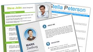 110+ Best Free Creative Resume Templates [Updated] 3 Free Simple & Easy to Edit Resume Templates For Word