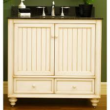 image of how to install a bathroom vanity cabinet