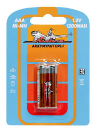 <b>Батарейки</b> LR03/<b>AAA</b> щелочные 4 шт. <b>Airline</b>