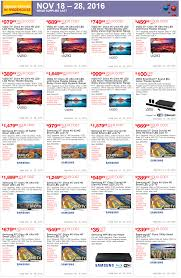 costco black friday 2017 deals s ad costco s black friday 2016 adscan