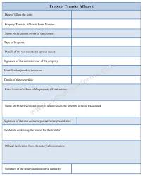 property transfer affidavit form buy sample forms online property transfer affidavit form